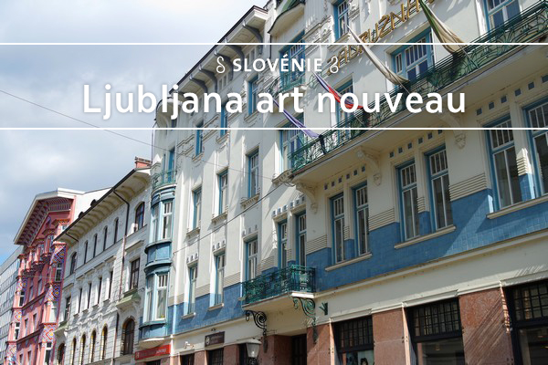 ljubljana art nouveau miklošičeva cesta ljudska posojilnica crédit populaire