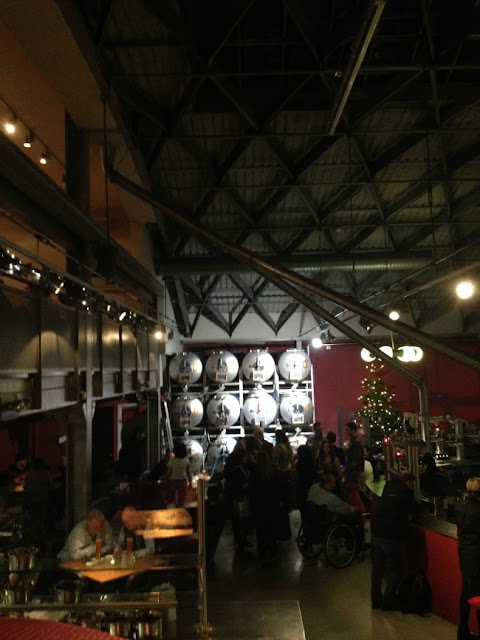 Zerodegrees-Microbrewery-and-Restaurant-Cardiff-Review-picture-of-stainless-steel-kegs