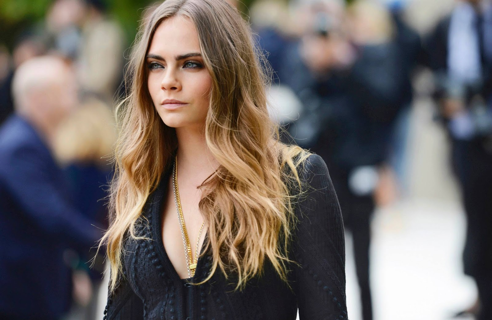 Cara Delevingne joins Kate Moss and Georgia Jagger as the new face of Rimmel