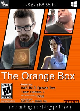 Download Half Life 2 The Orange Box PC