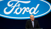 Jim Hackett, the CEO of Ford, to step down in October