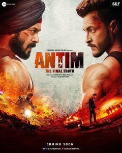 Antim Movie Poster