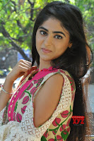 Palak Lalwani looks beuatiful in pink White Anarkali Dress From Juvva Movie Promotions ~  Exclusive Galleries 002.jpg