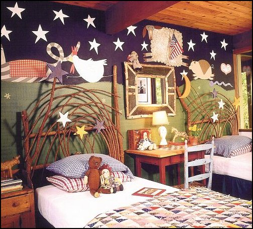 Kids Shared Room Decorating Ideas: Maries Manor: Shared Bedrooms