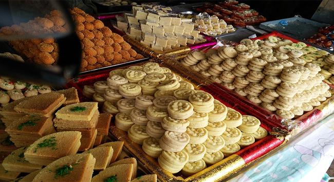 Pulla Reddy Sweets Hyderabad
