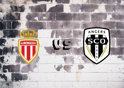 AS Monaco vs Angers  Resumen