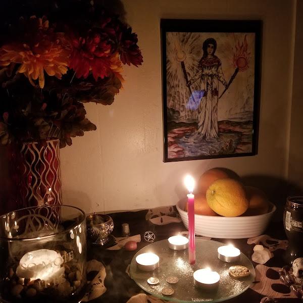 Goddess of Rebirth - My Rebirth