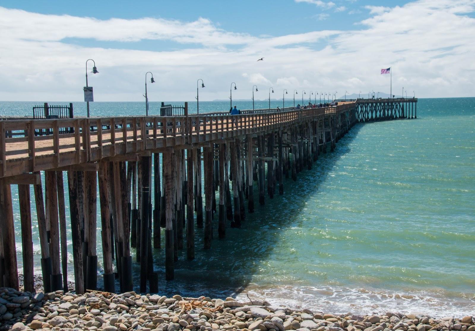 Kastle 39 s journey ventura and santa barbara california for Ventura pier fishing