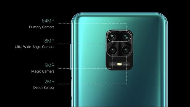 سعر ومواصفات هاتف xiaomi redmi note 9 الجديد مع كاميرا منبثقة !