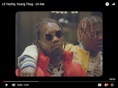 [Video] Lil Yachty, Young Thug - On Me