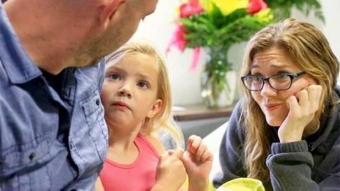 gadis 5 tahun selamatkan sang ibu