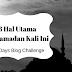 3 Hal Utama di Ramadan Kali Ini