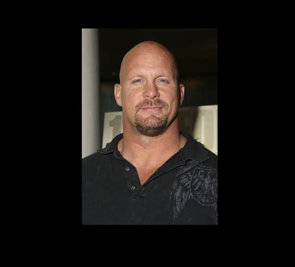 Steve Austin at an event for The Condemned (2007)