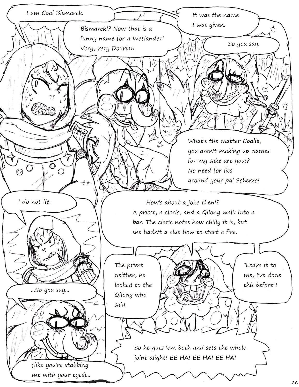 Deadpen Comics: Weekly Update 12/16/2018