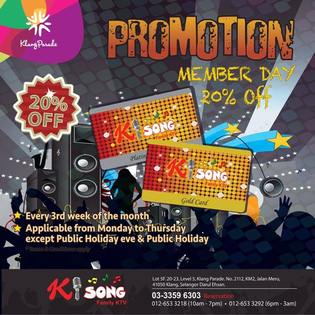 K Song Family KTV, Karaoke, Family KTV, Anugerah Juara Lagu 31, byrawlins, Rawlins nyanyi, VlogRetis, Projek 2017,