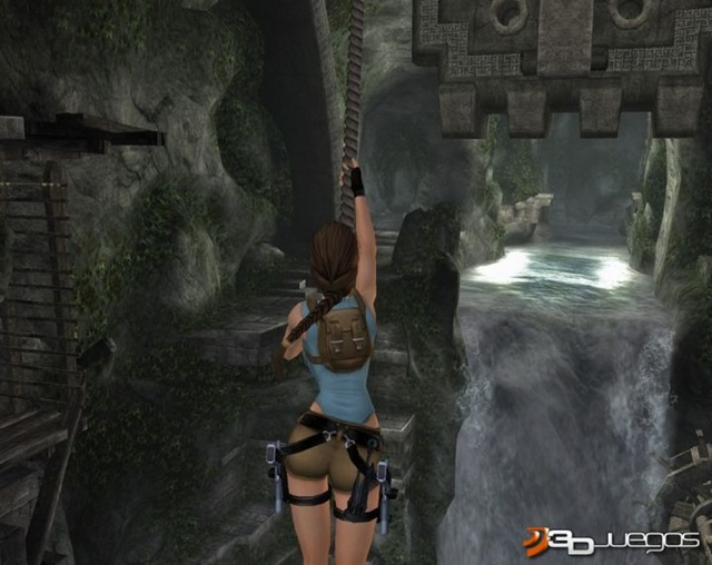 Lara Croft Tomb Raider Anniversary PC Full Español