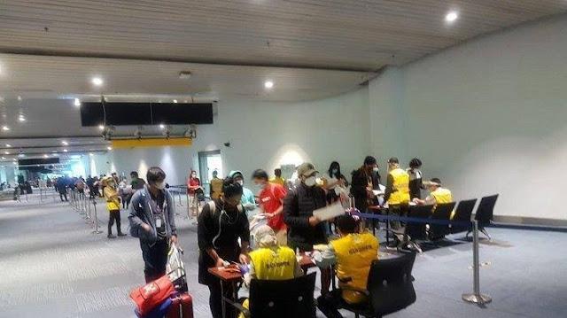 Bandara Soetta Kembali Beroperasi dan Langsung Membeludak, 11 Penumpang Ketahuan Positif Corona