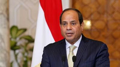 الرئيس عبدالفتح السيسي