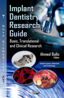 Implant Dentistry Research Guide Basic, Translational and Clinical Research