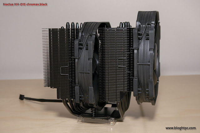 LATERAL NOCTUA NH-D15 CHROMAX.BLACK