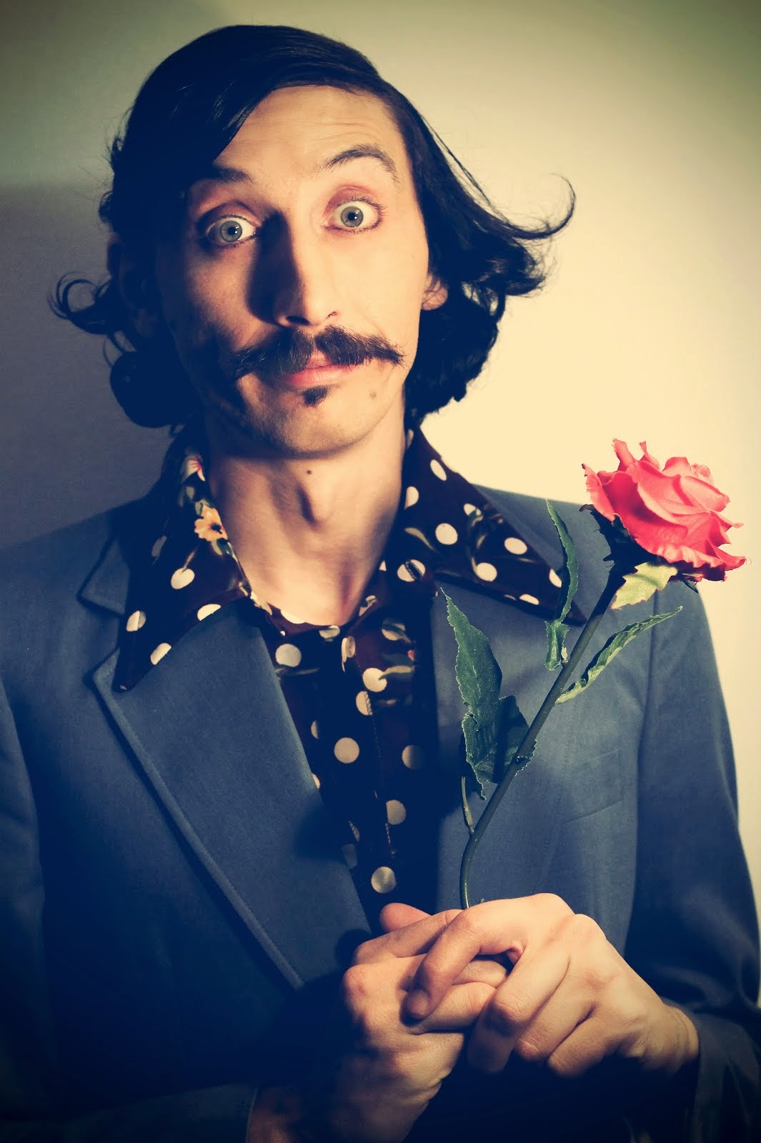Mister Mustache - Italia - Affetto D'amore