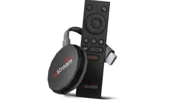 Airtel Xstream service, Airtel Xstream Stick and Xstream Box 4K announced: Price, features