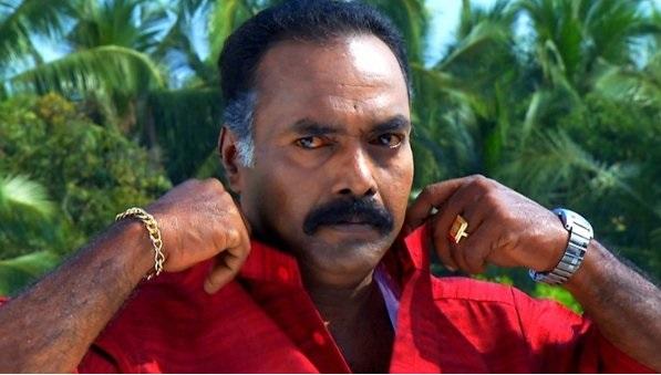 Actor Shaji Thilakan in Aniyathi Serial