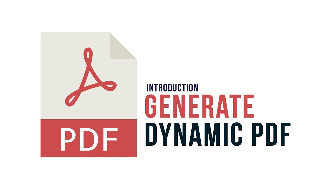 Top 5 Free Dynamic PDF Generation Libraries in PHP - webtechpoints