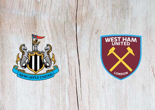 Newcastle United vs West Ham United - Highlights 20 July 2019