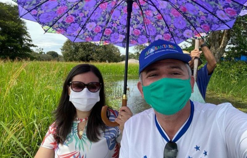 Unidade de Saúde muda para imóvel de propriedade da irmã da primeira-dama