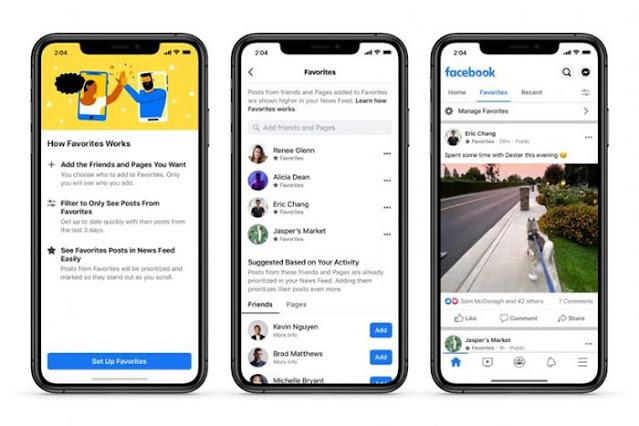 Use Facebook News Feed Filters: eAskme