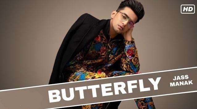 Butterfly Lyrics - Jass Manak