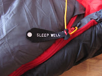 Sleeping Bag - Mammut Kompakt Winter