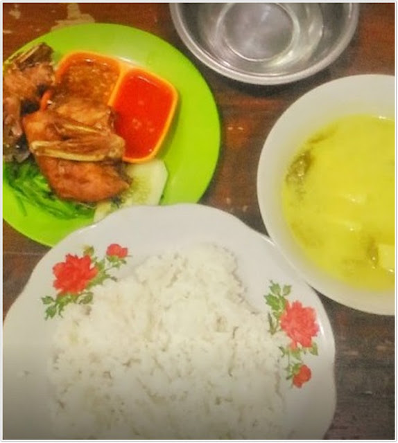 ayam goreng khas Situbondo;10 Top Kuliner Situbondo