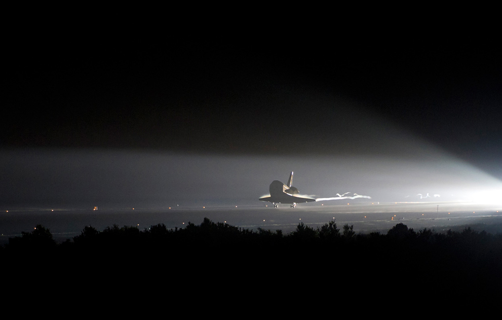 space shuttle landing facts - photo #47