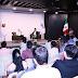 Se reúne el Secretario del Campo, José Antonio Aguilar Bodegas con estudiantes de la Facultad Libre de Derecho de Chiapas