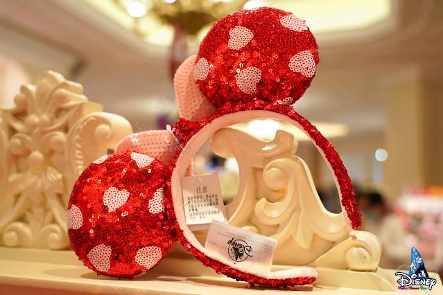 心動在奇妙瞬間全新米妮情人節頭箍登陸香港迪士尼, 2021-Minnie-Mouse-ValentinesDay-Headband-Released-at-Hong-Kong-Disneyland-Resort