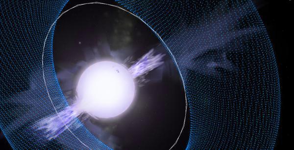 quả cầu Dyson sphere