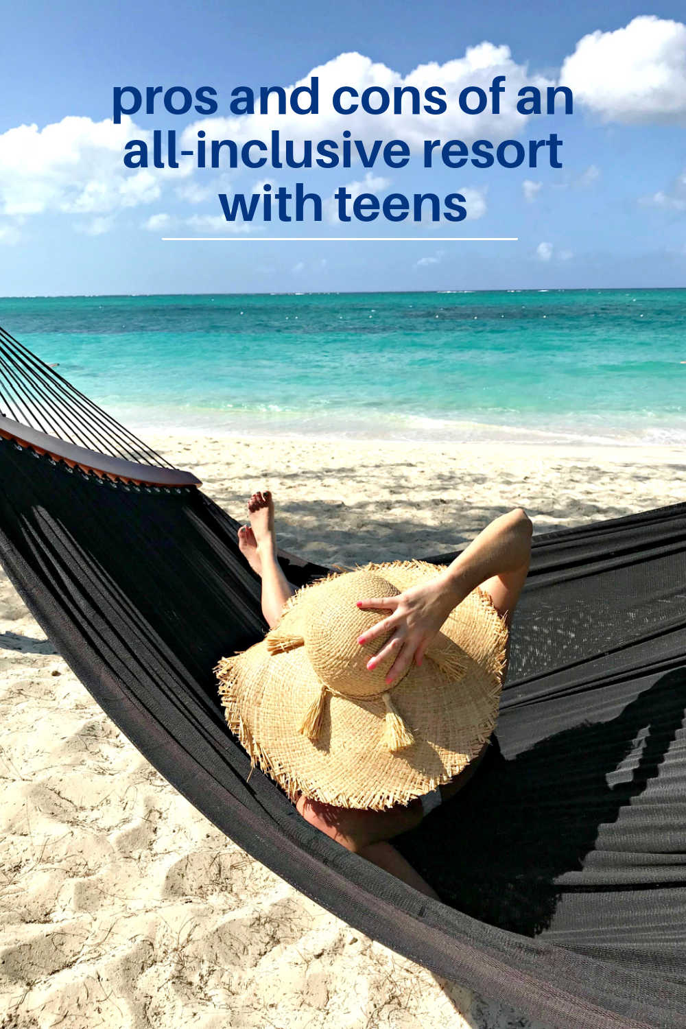 ALL INCLUSIVE RESORT WITH TEENS