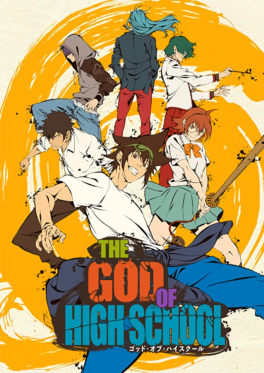 The God of High School Subtitle Indonesia [x265]