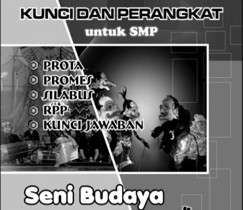 Prota Promes Seni Budaya SMP/MTs Kelas 8 Kurikulum 2013