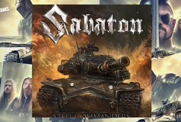 Tabs Fácil de... Steel Commanders. Sabaton.