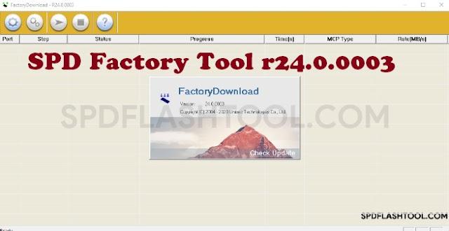 SPD Factory Tool r24.0.0003