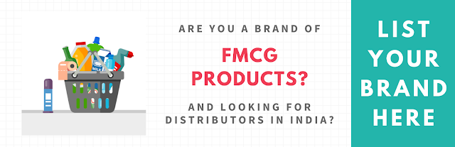 List Your Fmcg Brand Here...