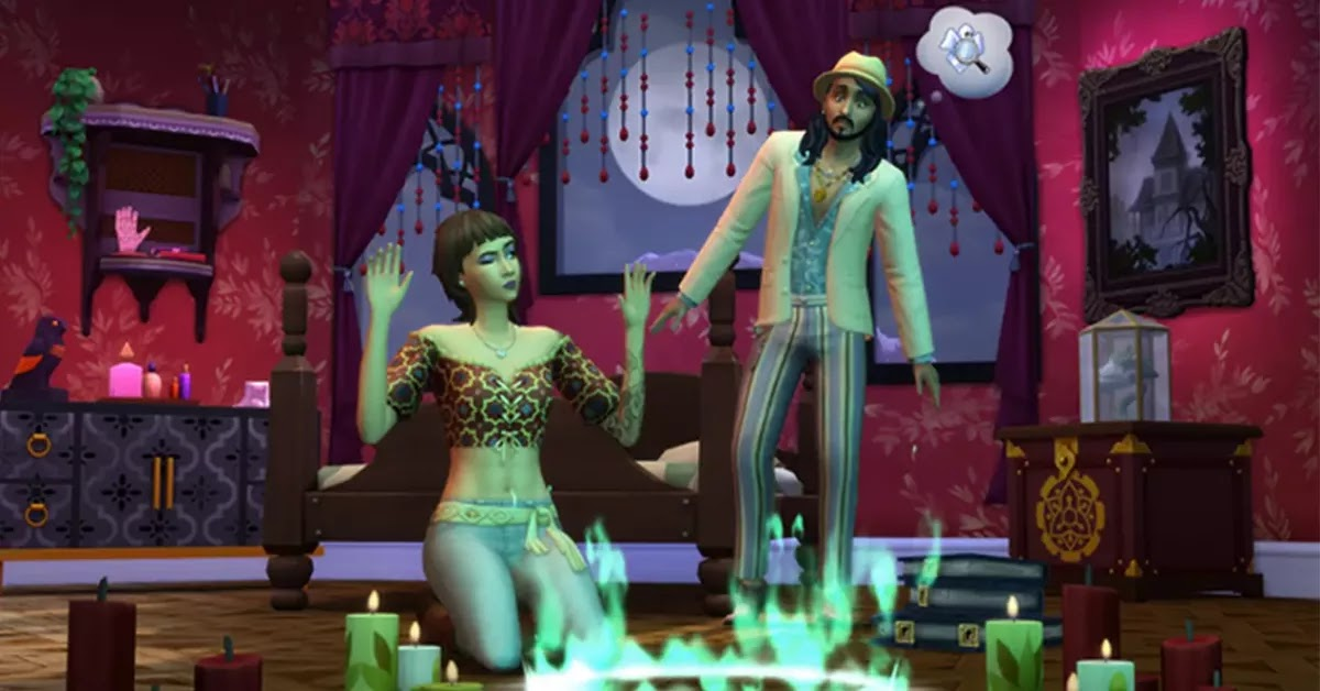 The Sims 4 Paranormal Phenomena: How to get the Paranormal Investigator license