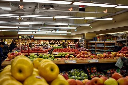 kasir supermarket