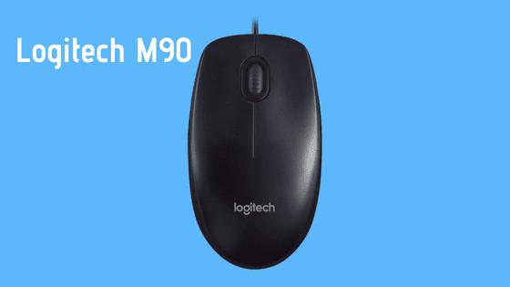 Best Mouse Under INR 500 in 2020 -Logitech M90