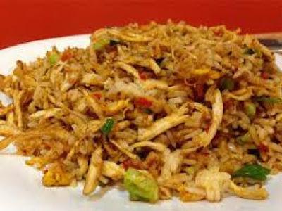 Kuliner Indonesia - Nasi Goreng Mafia