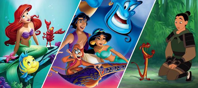 Η Εποχή της Αναγέννησης της Disney (1989-1999)