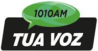 Rádio Tua Voz AM 1010 de Caxias do Sul - Rio Grande do Sul